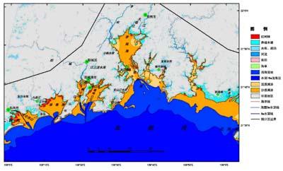 地质灾害示意图_技术业务部门_广州海洋地质调查局